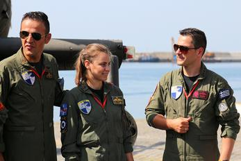 - - Greece - Hellenic Army - Airport Overview - People, Pilot