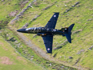 ZK021 - Royal Air Force British Aerospace Hawk T.2