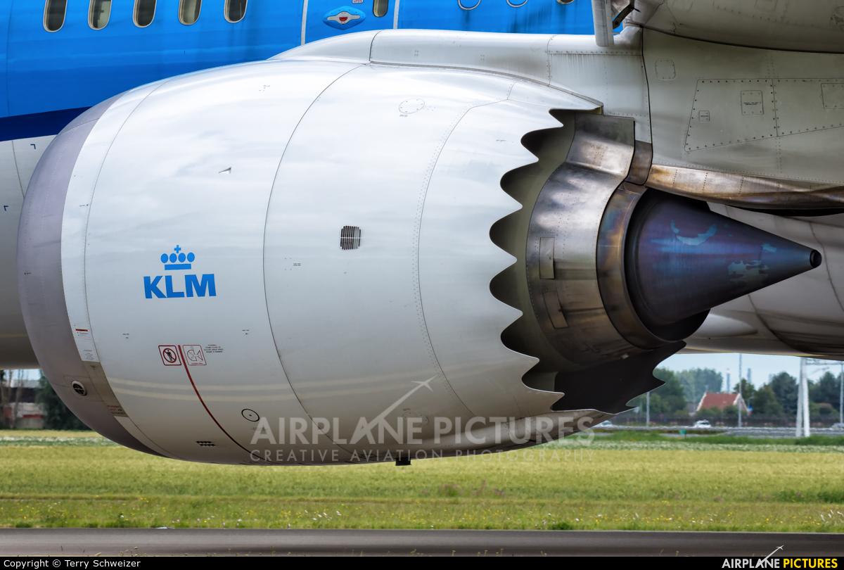 KLM PH-BHE aircraft at Amsterdam - Schiphol