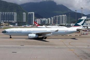 B-LBK - Cathay Pacific Airbus A330-300