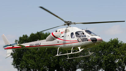 PH-HHJ - Heli Holland Aerospatiale AS355 Ecureuil 2 / Twin Squirrel 2