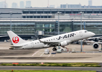 JA216J - J-Air Embraer ERJ-170 (170-100)