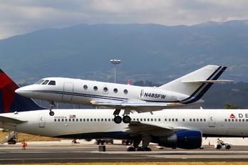 N485FW - Private Dassault Falcon 20