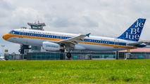N763JB - JetBlue Airways Airbus A320 aircraft