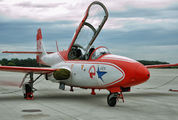 1715 - Poland - Air Force: White & Red Iskras PZL TS-11 Iskra aircraft