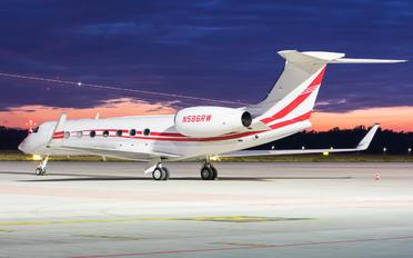 N586RW - Coca Cola Enterprises Inc. Gulfstream Aerospace G-V, G-V-SP, G500, G550