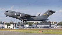 09-9212 - USA - Air Force Boeing C-17A Globemaster III aircraft