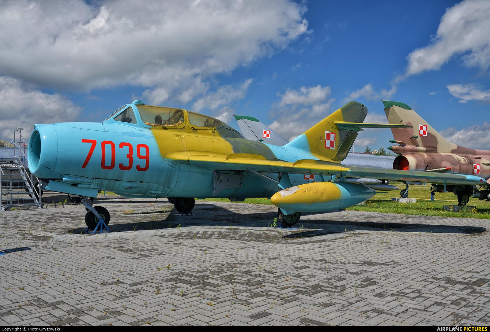Poland - Navy 7039 aircraft at Dęblin - Museum of Polish Air Force