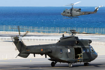 HU.21-05 - Spain - Air Force Aerospatiale AS332 Super Puma
