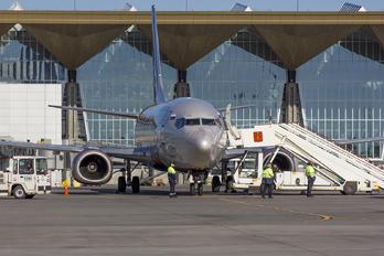 VP-BRI - Nordavia Boeing 737-500