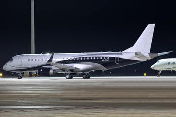 VP-CCC - Arab Wings Embraer ERJ-190-100 Lineage 1000