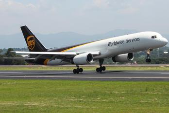 N458UP - UPS - United Parcel Service Boeing 757-200F