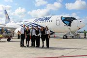 XA-UQA - Magnicharters Boeing 737-300 aircraft