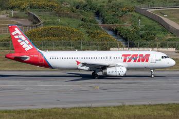 PR-MAK - TAM Airbus A320