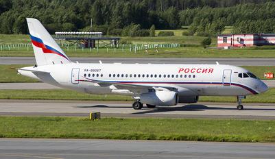 RA-89067 - Russia - МЧС России EMERCOM Sukhoi Superjet 100LR