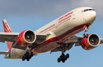 VT-ALH - Air India Boeing 777-200LR
