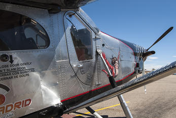 EC-KGD - Private Pilatus PC-6 Porter (all models)