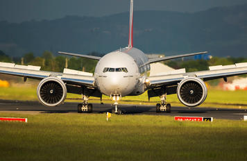 A6-EPR - Emirates Airlines Boeing 777-300ER