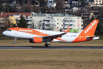 G-EZPX - easyJet Airbus A320
