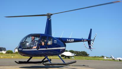 F-HJAR - Private Robinson R44 Clipper