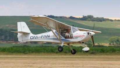 OM-FAN - Aeroklub Nitra Aeropro Eurofox 3K