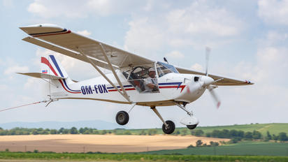 OM-FOX - Private Aeropro Eurofox 3K