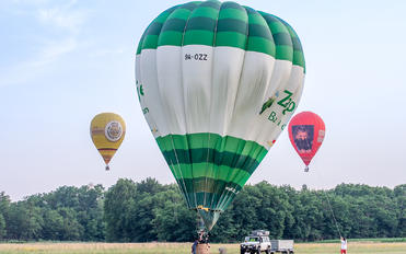 9A-OZZ - Private Hot Air Balloon Unknown type