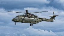 ZJ123 - Royal Air Force Agusta Westland AW101 411 Merlin HC.3 aircraft
