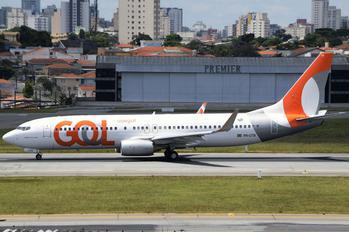 PR-GTB - GOL Transportes Aéreos  Boeing 737-800