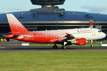 VP-BIV - Rossiya Airbus A319