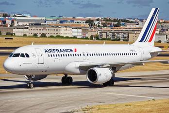 F-GKXL - Air France Airbus A320