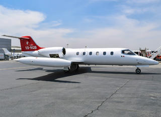 XB-NQB - Private Learjet 35 R-35A
