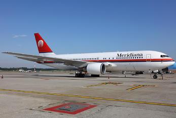 I-AIGH - Meridiana Boeing 767-200