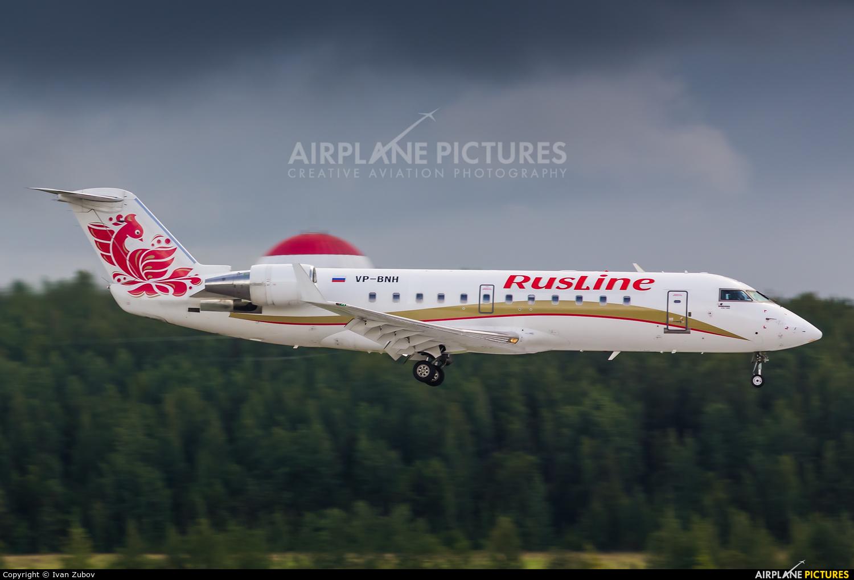Rusline VP-BNH aircraft at St. Petersburg - Pulkovo