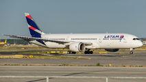 CC-BGC - LATAM Chile Boeing 787-9 Dreamliner aircraft