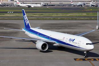 JA732A - ANA - All Nippon Airways Boeing 777-300ER