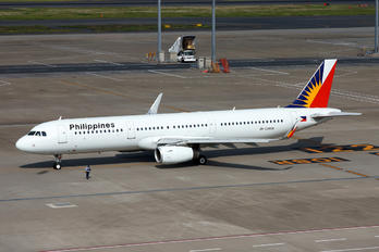 RP-C9909 - Philippines Airlines Airbus A321
