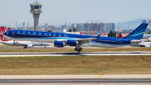 Azerbaijan Government A346 visits Istanbul title=