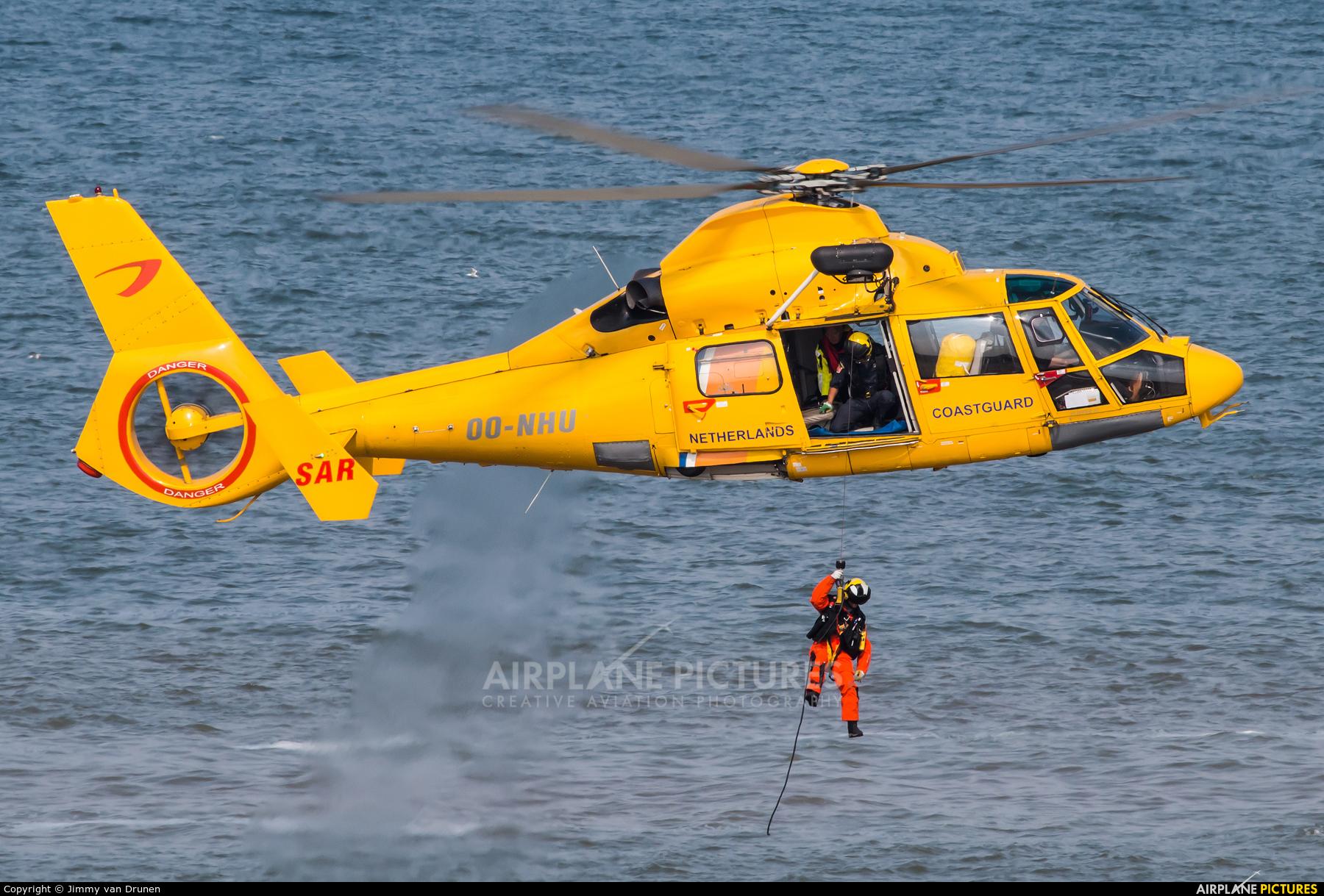NHV - Noordzee Helikopters Vlaanderen OO-NHU aircraft at Off Airport - Netherlands