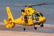 OO-NHU - NHV - Noordzee Helikopters Vlaanderen Aerospatiale AS365 Dauphin II aircraft