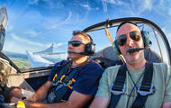9A-DBV - Private - Aviation Glamour - People, Pilot aircraft