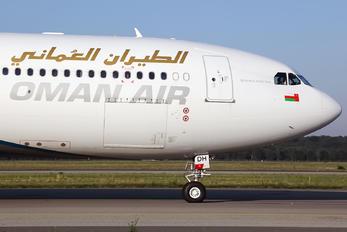 A4O-DH - Oman Air Airbus A330-300