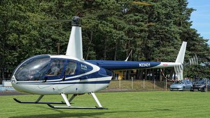 N22431 - Private Robinson R44 Raven I