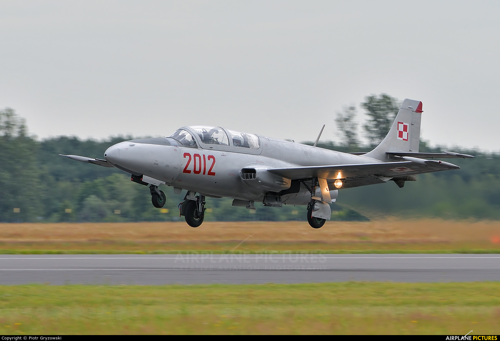 Poland - Air Force 2012 aircraft at Dęblin
