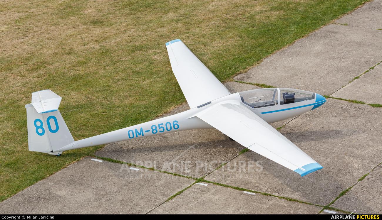 Aeroklub Nitra OM-8506 aircraft at Partizanske