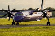 G-PRPB - Flybe de Havilland Canada DHC-8-400Q / Bombardier Q400 aircraft