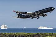 9H-TQM - Hi Fly Malta Airbus A340-300 aircraft