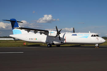 EI-SLV - ASL Airlines ATR 72 (all models)