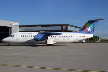 D-AEJS - WDL British Aerospace BAe 146-300/Avro RJ100