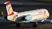 OE-LVM - Austrian Airlines/Arrows/Tyrolean Fokker 100 aircraft
